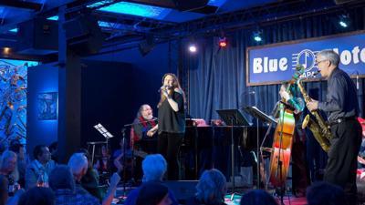 Kellie Fuller at Blue Note
