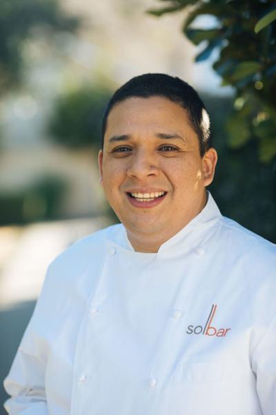 Chef Gustavo Rios