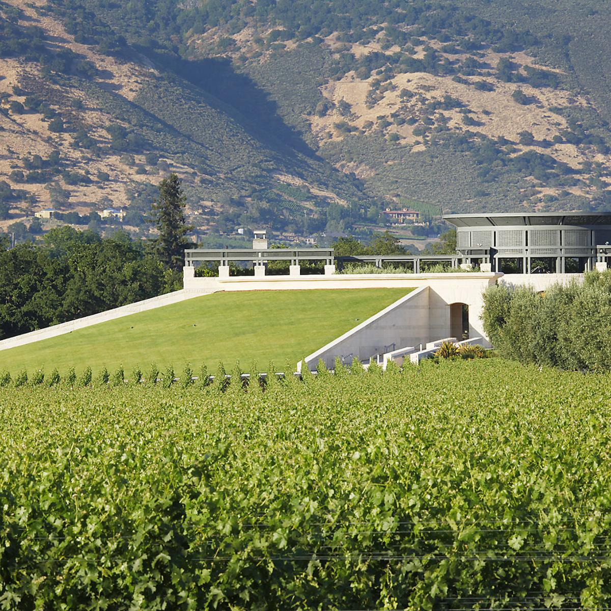 Opus One Wins Expansion Approval Local News Napavalleyregister Com