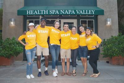 St  Helena's Health Spa Napa Valley to host Poolside Vibes
