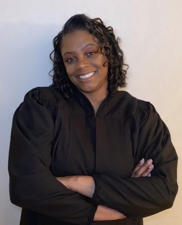 Judge Monique Langhorne