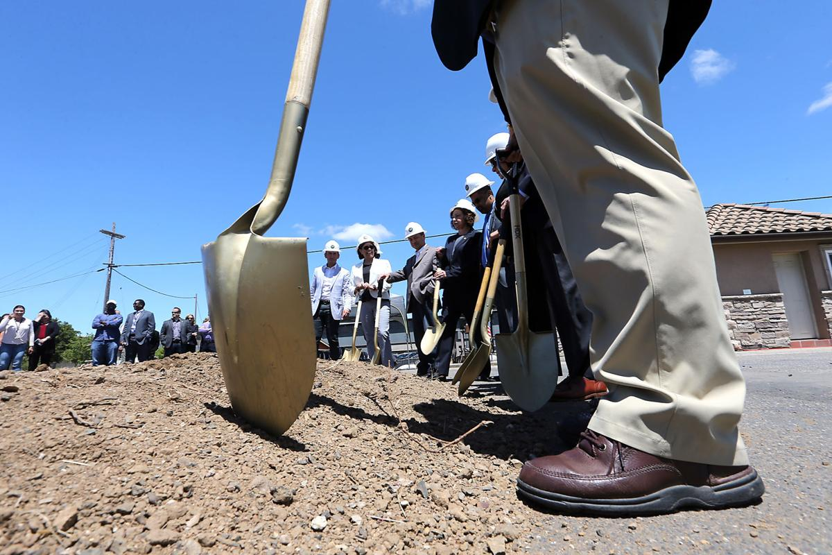 Re-Entry Facility Groundbreaking
