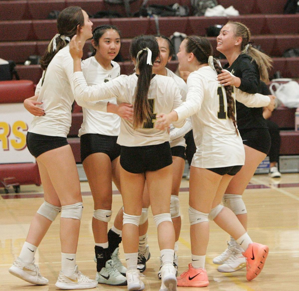 American Canyon volleyball