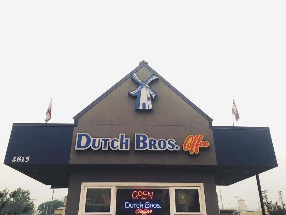 Dutch Bros in Napa