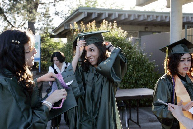 Napa Valley College graduates | Local News