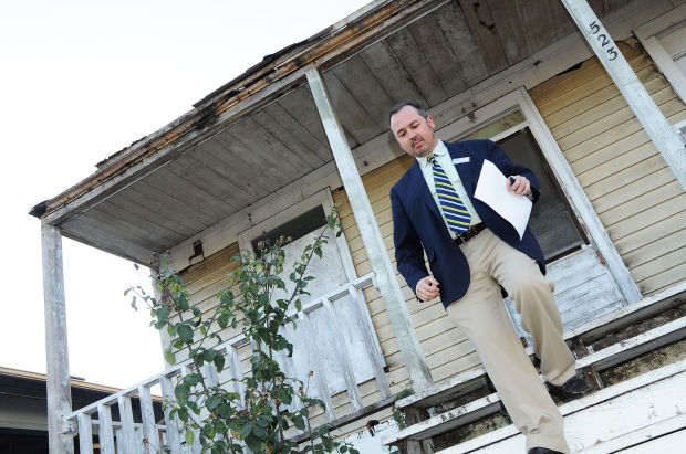 Local Man Rehabs Old Downtown House 1