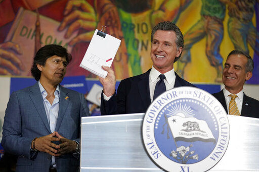 Election depicts two Californias: Rising star or catastrophe