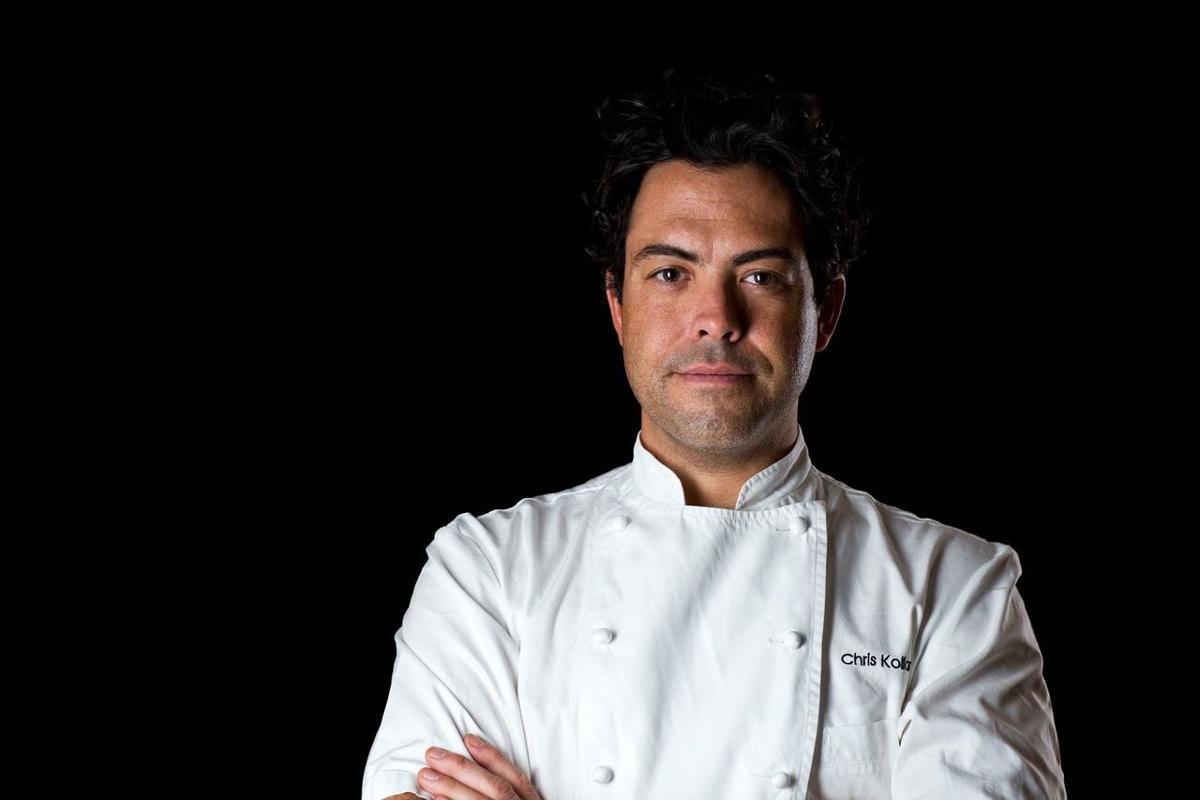 Chris Kollar, Chef & Owner, Kollar Chocolates