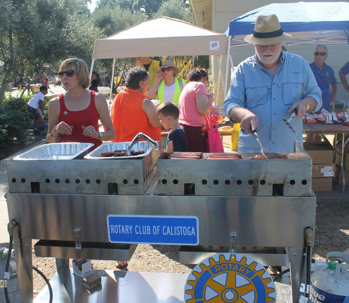 Calistoga National Night Out