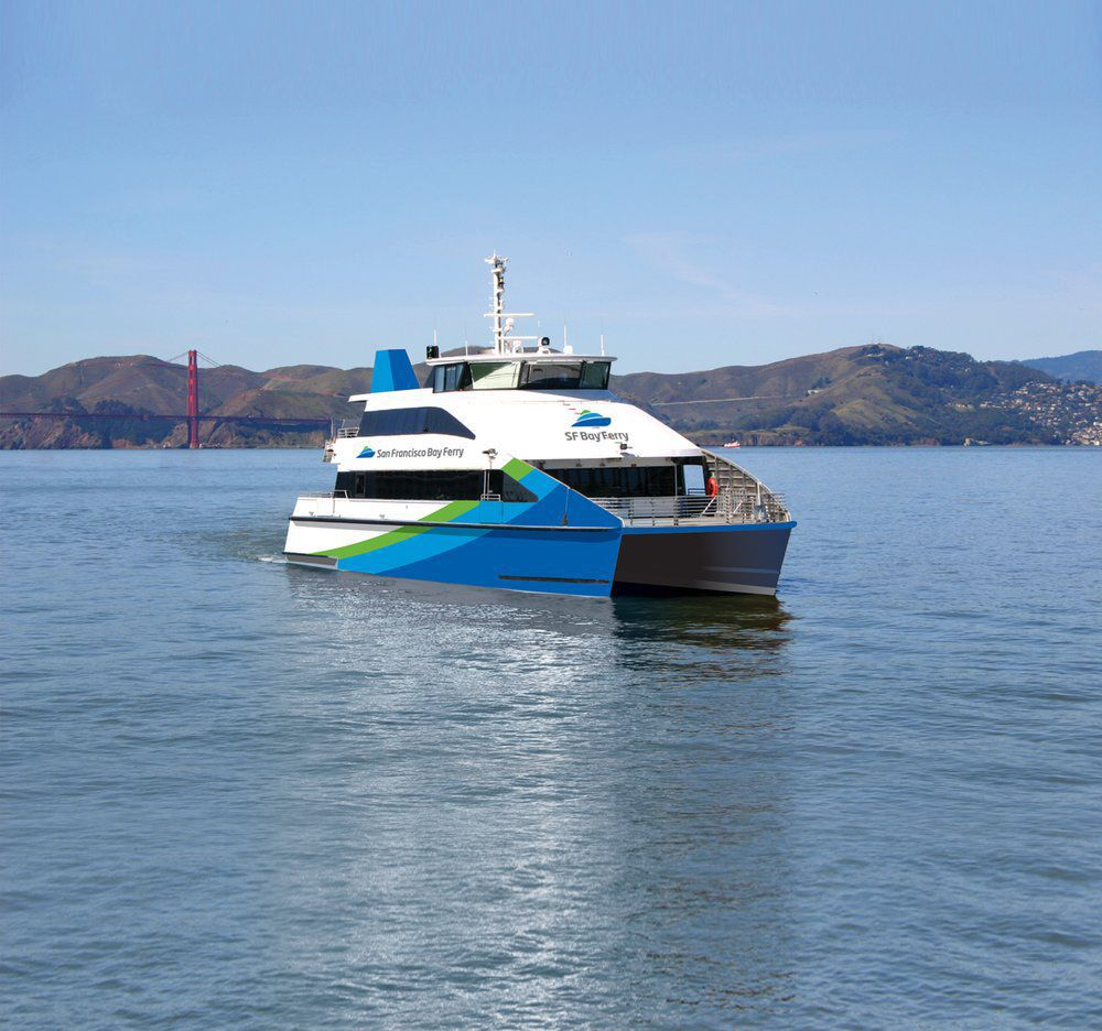 Vallejo Ferry Service Will Increase In January Local News Napavalleyregister Com