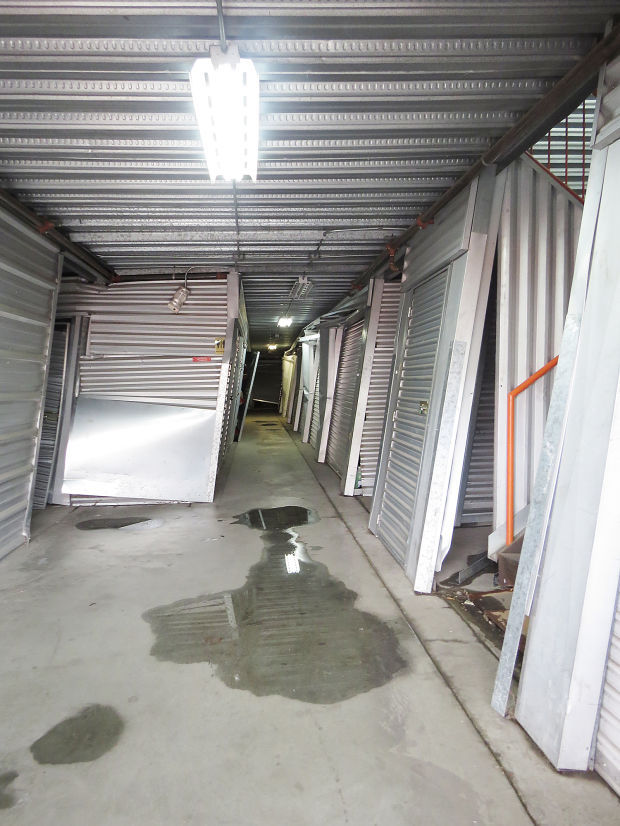 Storage Facility Customers Left In Limbo After Quake | Local News |  Napavalleyregister.com