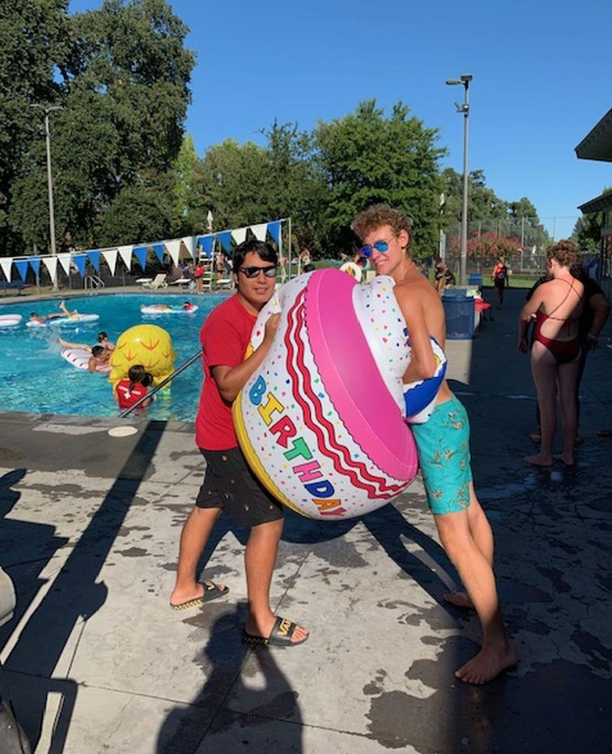 Community Pool Party