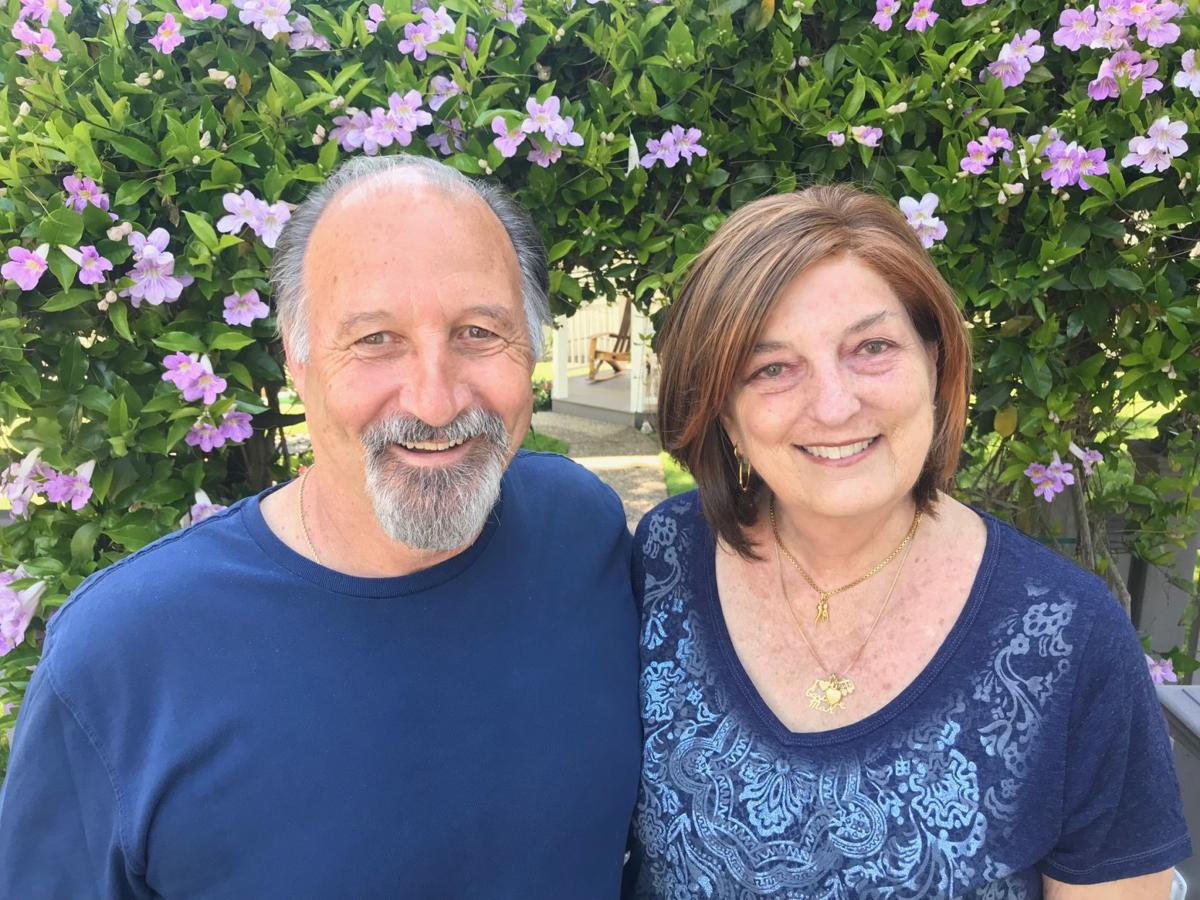 Dan Cocilova and his wife Candy are the owners of the Arbor Guest House in Napa. The couple is celebrating their decade of owning the inn.