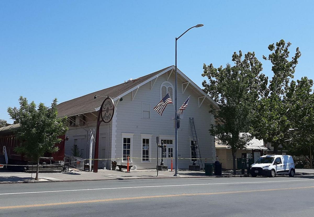 Calistoga Depot