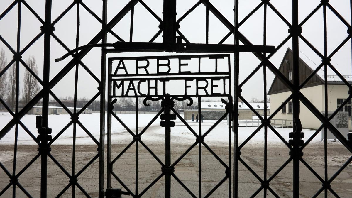 Dachau Gate