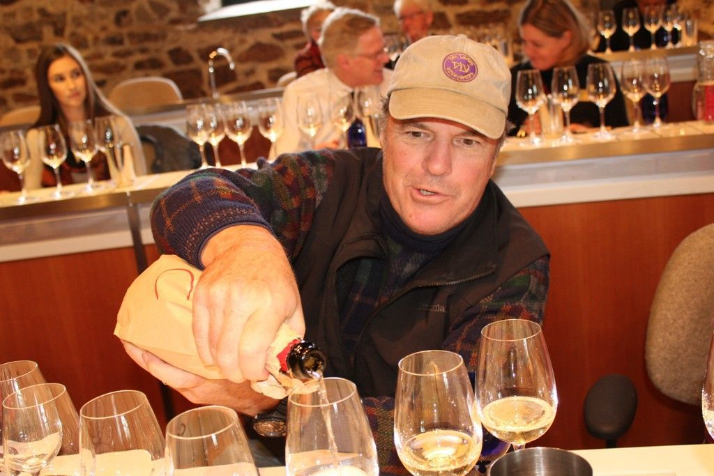 St. Helena Star/Napa Valley Vintners December blind tasting