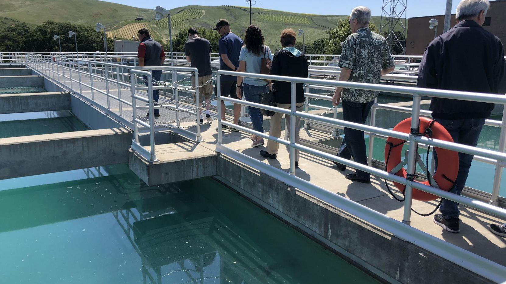 Napa whets its appetite for curiosity at Tap Water Day