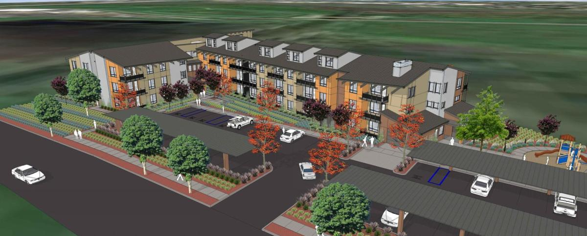 Stoddard West apartments planned in Napa (copy)
