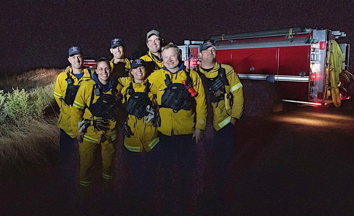 Mountain Volunteer Fire Department