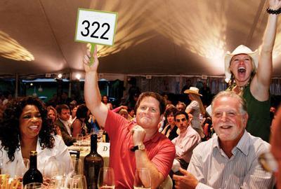 $10.3 million raised at Auction Napa Valley  (copy)