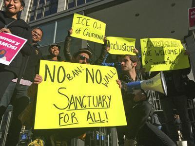 Judge to hear arguments against Trump sanctuary city order