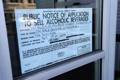 Alcohol Beverage Control creates 5 more liquor licenses for Napa County