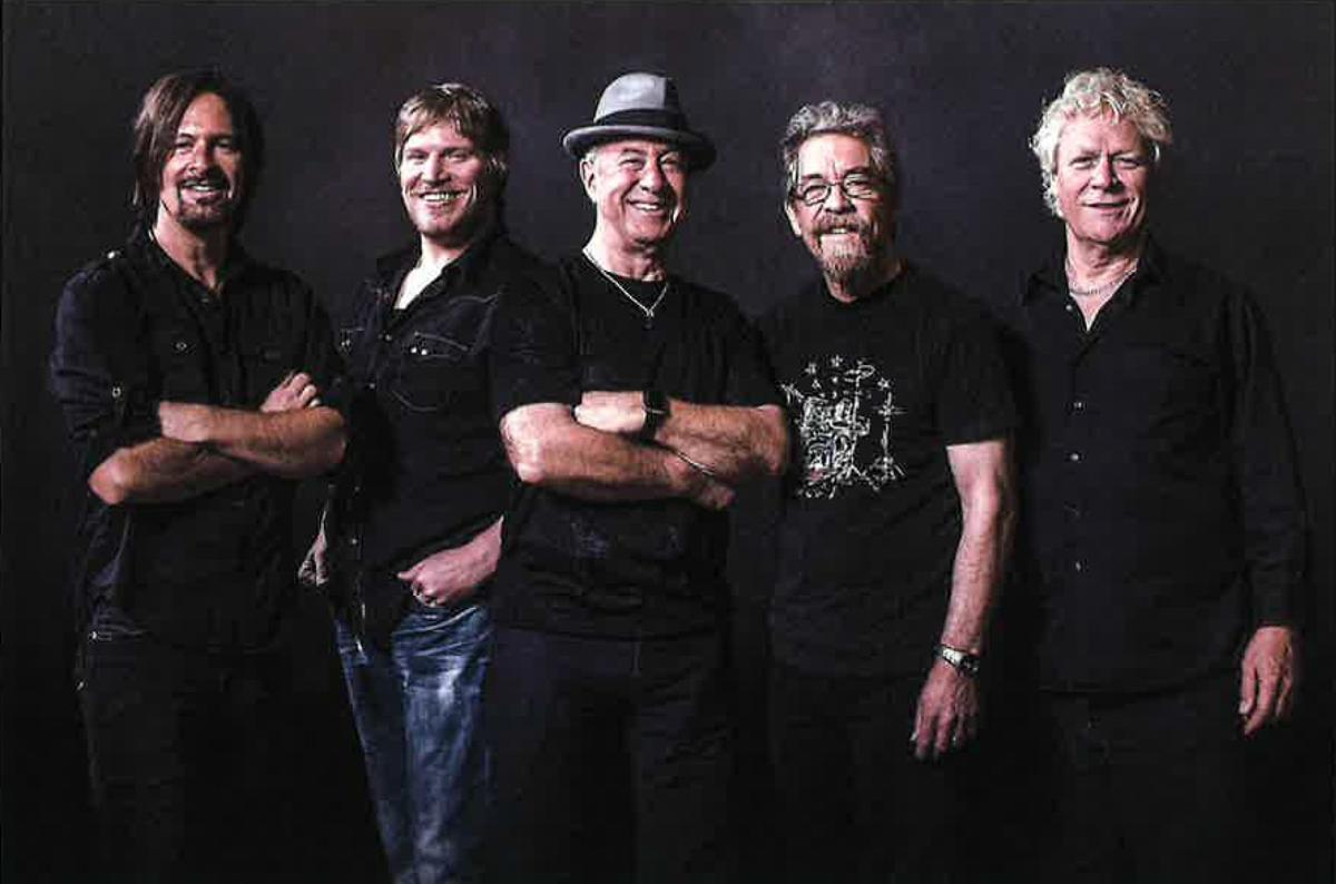 Creedence Clearwater Revisited at the Napa Town & Country Fair