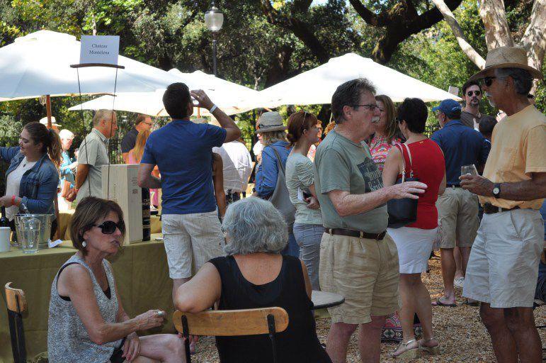 Calistoga Wine Experience 2016
