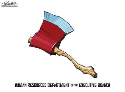 Tim Campbell editorial cartoon