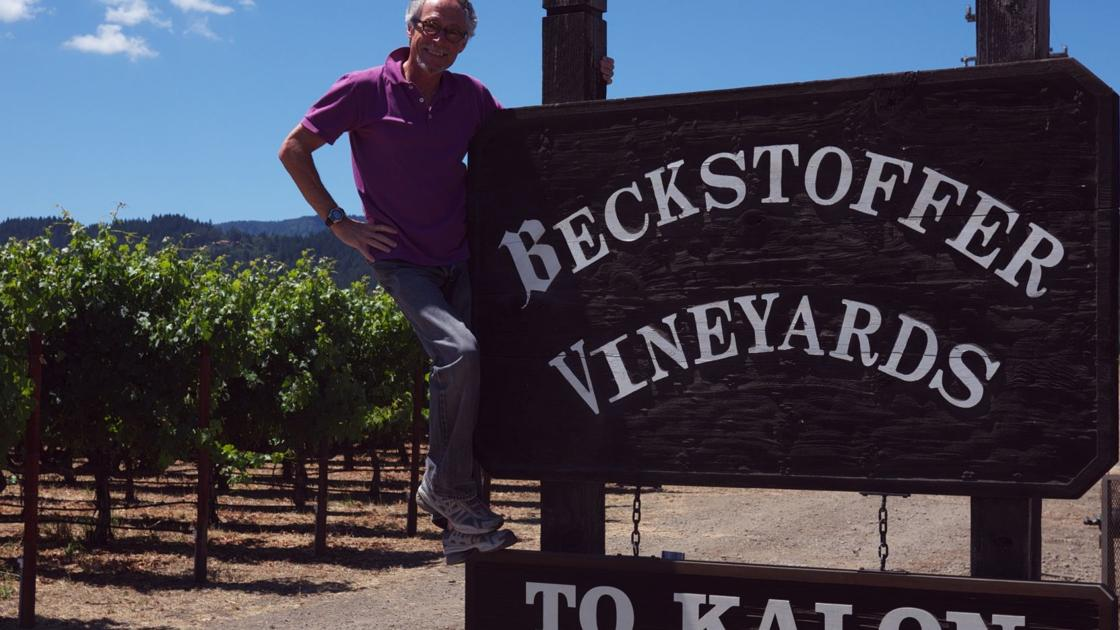 From Beringer to TOR Wines: Tor Kenward's successful second act in the wine business