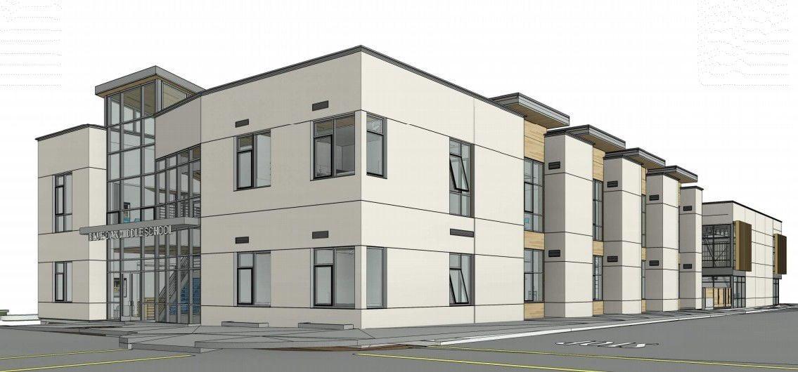 Blue Oak School proposes new middle school building