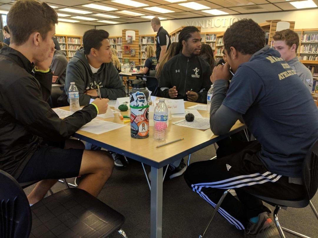 Student Athlete Leadership Summit
