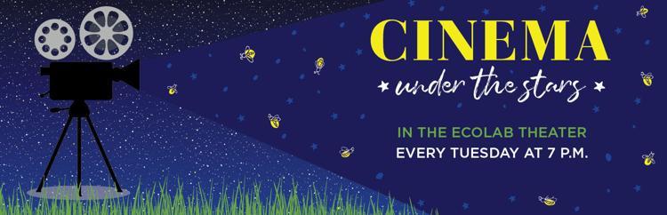 """Cinema """"Under the Stars"""""""