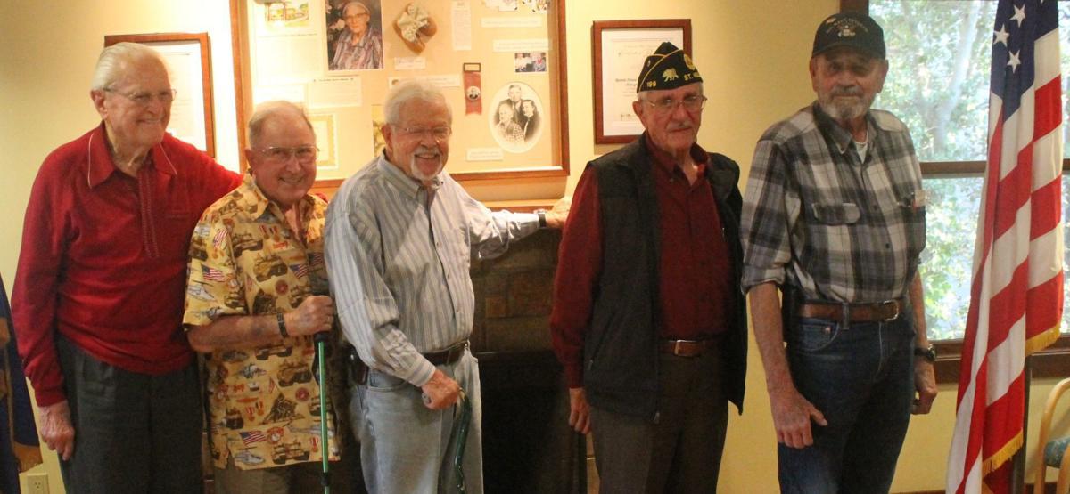 Veterans at Rianda House