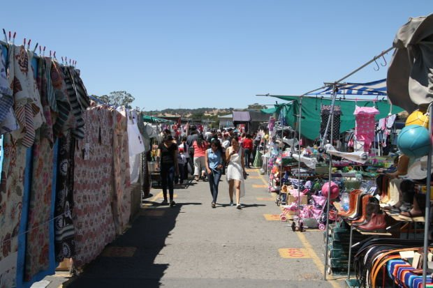 Flea market 1