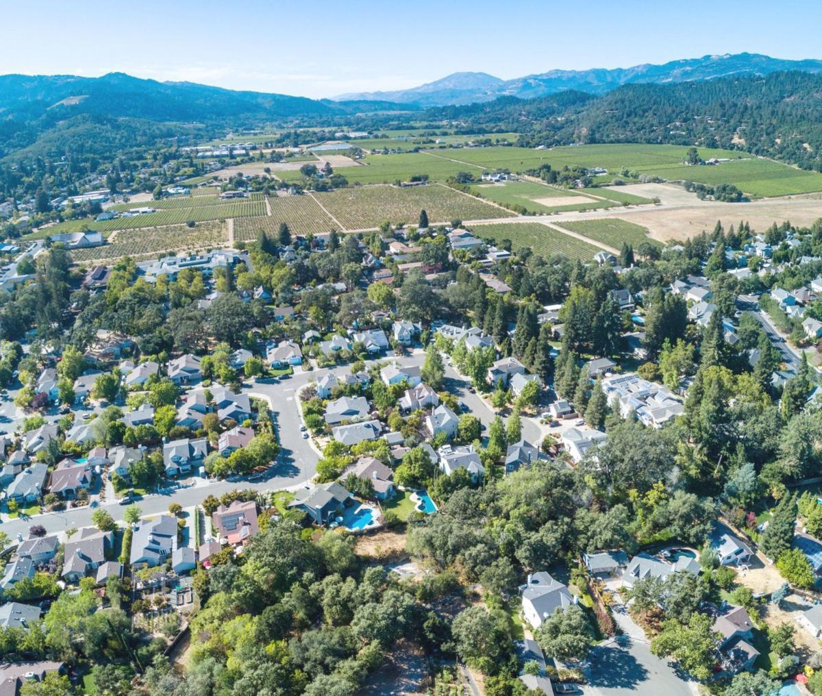St. Helena subdivision
