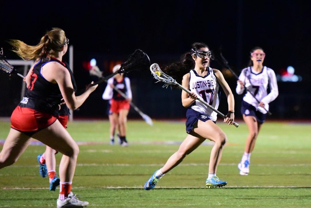 Justin-Siena girls lacrosse