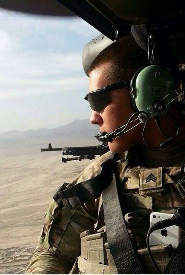 Alipio promoted to sergeant