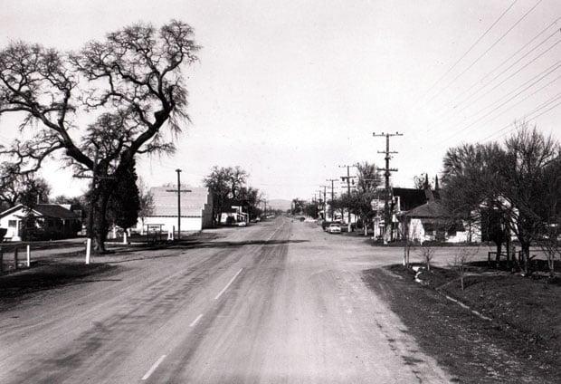 Monticello: Main Street