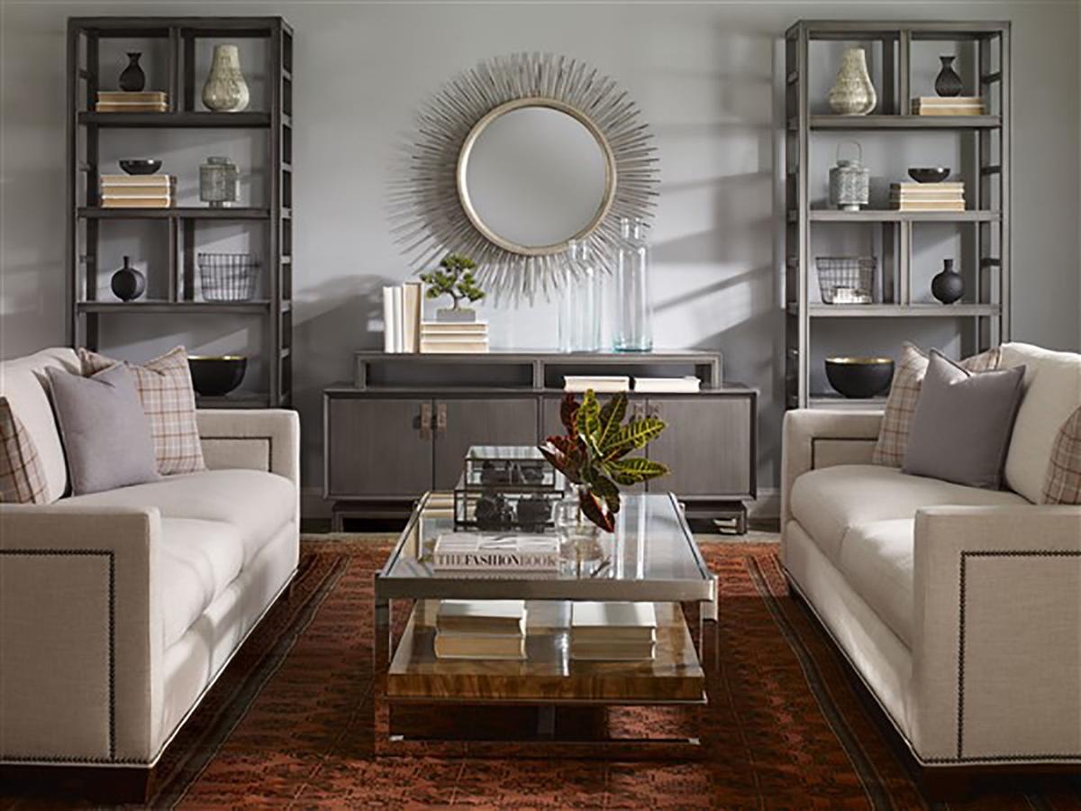 Transitional style the sweet spot between traditional and - Transitional style living room ...