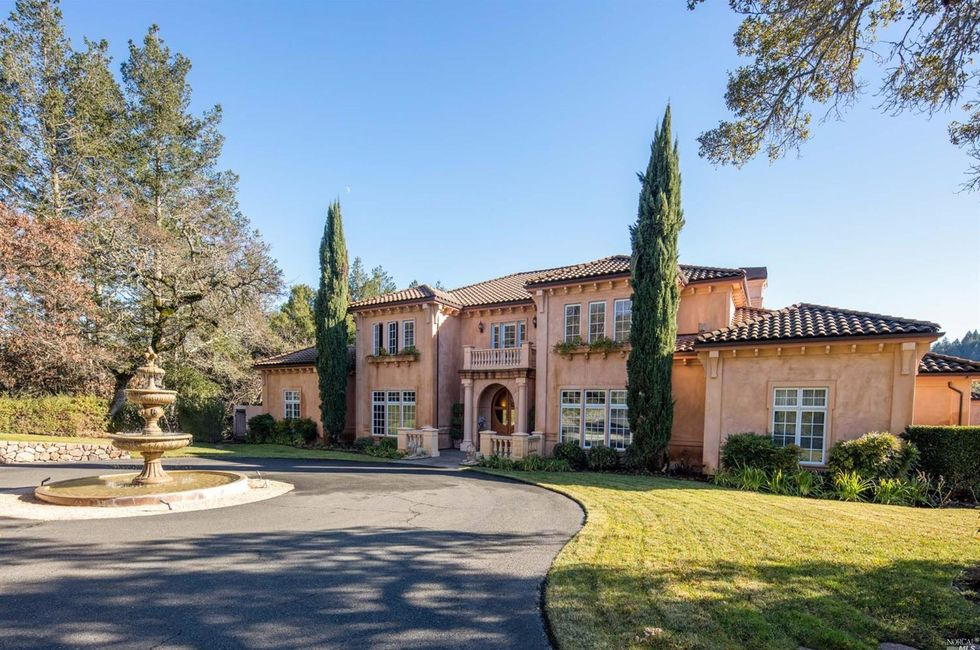 2 most expensive homes for sale in the napa valley home for Expensive homes for sale in california