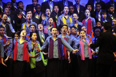 YOUNG PEOPLE'S CHORUS