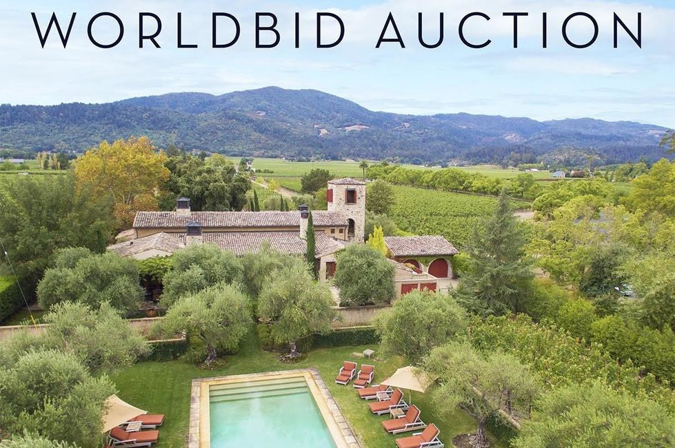 3 Most Expensive Homes For Sale In The Napa Valley | Home And
