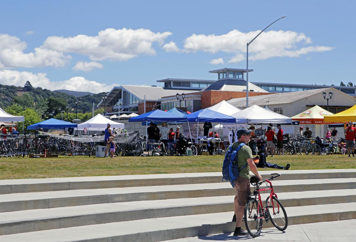 Napa Bike Fest moves to Oxbow Commons