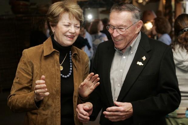Retirement party for Dr. Robert Sprott