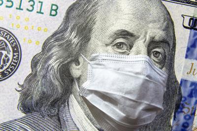 Masked Benjamin Franklin