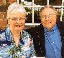 Sandra and Gene Hoover