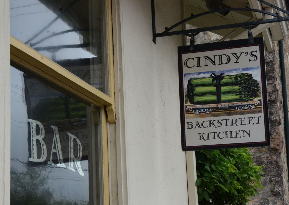 beloved st helena restaurant cindys backstreet kitchen to close july 7 local news napavalleyregistercom - Cindys Backstreet Kitchen