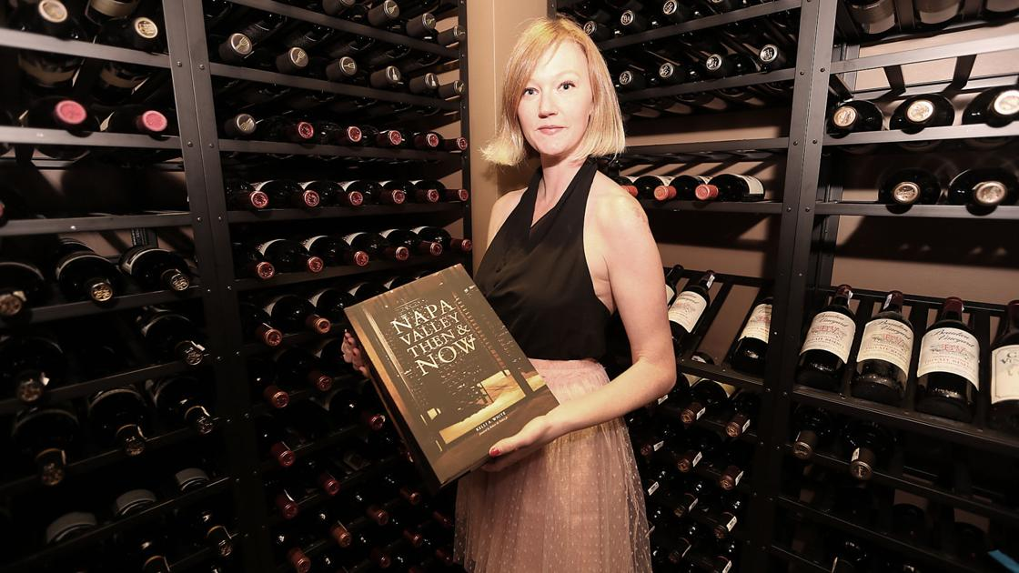Sommelier Writes Her Way Through Wine Country Napa Valley Register
