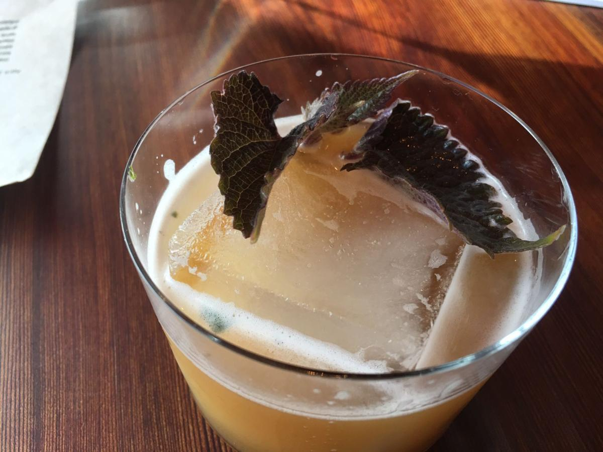 Philo Apple Juice and Anise Hyssop